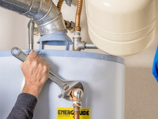 On-time water heater maintenance reduces future cleaning costs and removes the corrosion in a timely manner