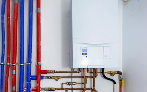 Our reliable professional team uses advanced tools for a prompt new boiler installation.